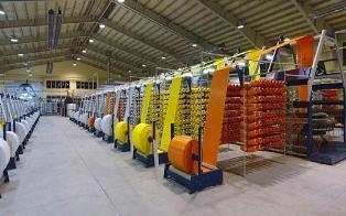 کارخانه تولید گونی پلاستیکی